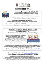 Domenica 8 e Domenica 15 maggio: Bimbimbici e Stragrugliasco