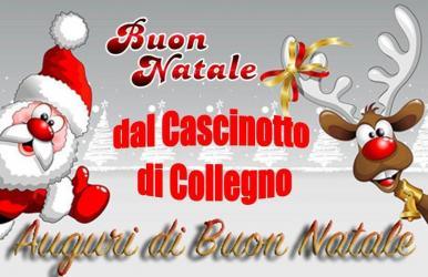 Buon Natale dal Cascinotto!