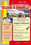 Il Banchetto del Cascinotto a Collegno in Bancarella - 20 settembre 2015