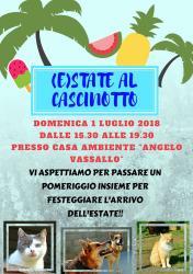 (E)STATE al Cascinotto!