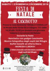 Festa di Natale 2018 al Cascinotto!