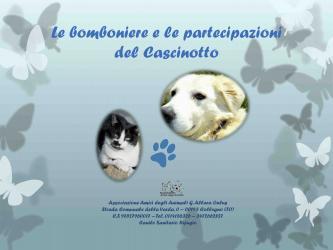 Le nuove Bomboniere e le partecipazioni del Cascinotto!