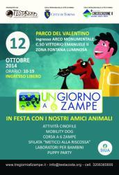 Il Cascinotto a Un giorno a 6 zampe - 12 ottobre 2014