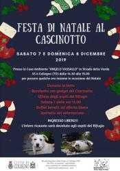 Festa di Natale al Cascinotto: vi aspettiamo il 7 e l'8 dicembre 2019!