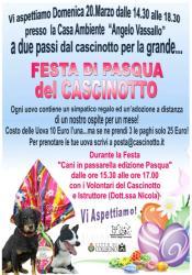 Festa di Pasqua al Cascinotto: domenica 20 marzo