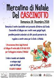 Ritorna a grande richiesta il nostro mercatino di Natale per gli ultimi acquisti!!!
