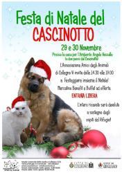 Festa di Natale del Cascinotto - 29 e 30 novembre 2014. Vi aspettiamo!