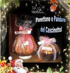 Per Natale: Panettoni e Pandori!