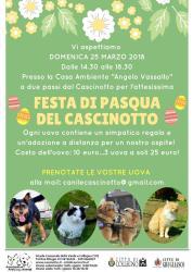 FESTA di Pasqua 2018 del Cascinotto!