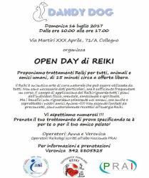 Open day di Reiki per il Cascinotto!